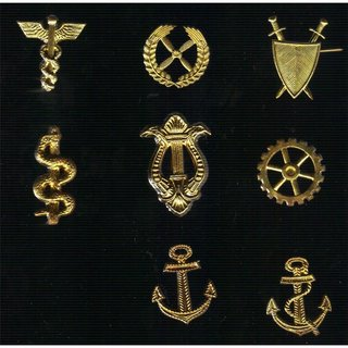 Attachment, Career Insignia, Navy