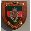 The Ulster Defence Regiment Plaque