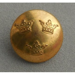 Swedish Military Buttons, Tre-Kronor