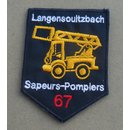 Langensoultzbach Fire Service Insignia