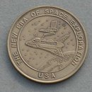 Kennedy Space Center Challenge Coins