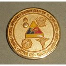 1st Armored Division Unit Coin