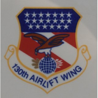 Plate, 130th Airlift Wing