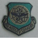 Air Mobility Command Patch
