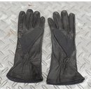Danish Combat Gloves Aramide/Leather, black