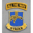502nd Infantry Patch