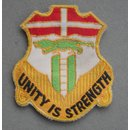 6th Infantry Patch