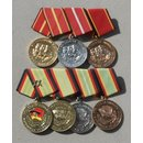 NVA Medal Bar, 7 Awards
