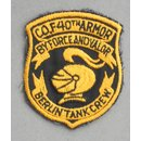 40th Armor Patch
