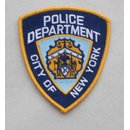 NYPD Police Patch