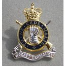 Dorset Yeomanry - A Sq. R.Wessex Yeo. Collar Badges