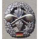 Beret Badge NBC Defense Troops