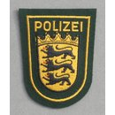 Baden-Wuerttemberg Police Arm Patch
